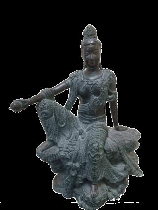 Die Grüne Tara: mit Gelassenheit handeln