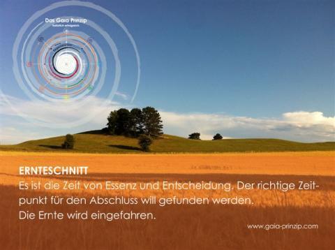 Gaia-Karte Ernteschnitt, Gaia-Akademie